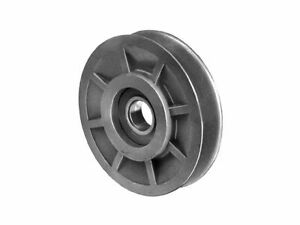 Accessory Belt Idler Pulley fits Dodge D100 1984-1985 3.7L 6 Cyl 37MDHN