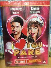 Tagalog/Filipino TV: I Love You Pare VOL.1-3