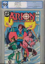 Arion, Lord of Atlantis #3  PGX 9.9 MINT DC Comic: Price Drop!