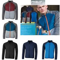 Proquip 2019  / 2020 Mens Quilted Windproof Quilted Therma Excel Pro Jacket