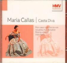 Maria Callas(CD Album)Casta Diva-New