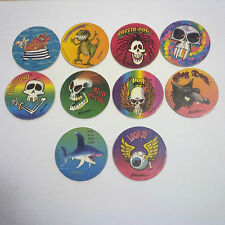 POGs - 10x WPF Series 1 - Excellent Condition - Free Postage!