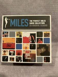 Miles Davis The Perfect Miles Davis Collection [20 CD Box Set w/ Replica Covers]