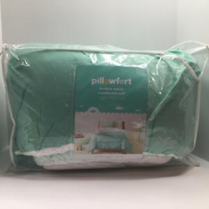 Ombre Oasis Comforter Set Mint Size: Twin - Pillowfort