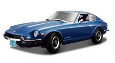 1971 Datsun 240Z in Blue - Special Edition  - 1:18 SCALE MAISTO 31170BL