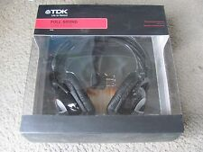 Brand New TDK NC150 On-Ear Full Sound with Active Noise Canceling Headphones