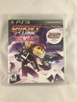 Ratchet & Clank Into The Nexus Video Game PS3 Playstion 3