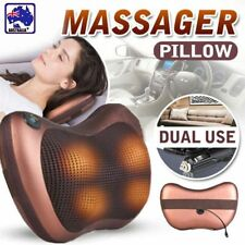 Dual-use Massage Pillow Car & Home Multifunction Massager Auto VSEP56104+EPLUG01