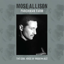 Mose Allison - Parchman Farm - The Cool Voice Of Modern Jazz 2CD 2017 NEW/SEALED