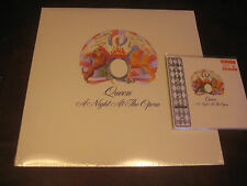 QUEEN NIGHT AT THE OPERA 180 GRAM 2008 ISSUE HOLLYWOOD RECORDS+ JAPAN REPLICA CD