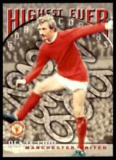 Futera Manchester United 1997 - Denis Law (Highest Ever Goal Scorers) No.83