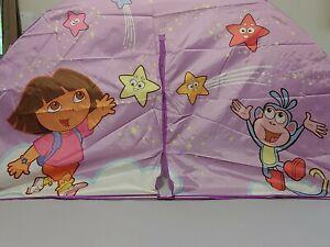 RARE - Dora The Explorer Kids Bed Tent (Fits Most Twin Beds) Nick Jr