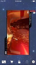 Topps Star Wars Digital Card Trader Darth Vader Widevision Insert Award