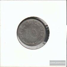 Duits Empire Jägernr: 371 1940 Gebieden zeer reeds Zink 1940 10 Reichspfennig Ke