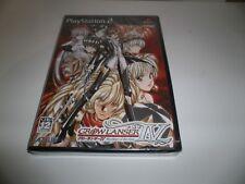 JEU PLAYSTATION 2 JAP (PS2): GROWLANSER IV WAYFARER OF THE TIME - new sealed