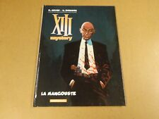BD EO HC / XIII MYSTERY T1 - LA MANGOUSTE