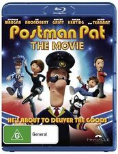 Postman Pat - The Movie (Blu-ray, 2014)