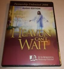 It is Wtitten Presents Heaven Can't Wait (CD, 2008) New Unopened