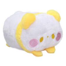 Panda Bear Plushie Japan Super Soft Stuffed Animal Toy Kawaii Cute Yellow White