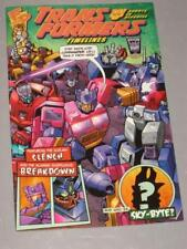 Transformer Botcon 2010 Exclusive Timelines # 5 Generation 2 Redux Comic Lot # 1