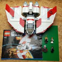 Jedi T-6 Shuttle™ Set 7931 Star Wars™mit  Minifiguren !