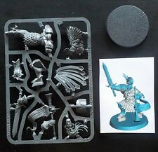 Warhammer AoS Age of Sigmar Silver Tower Stormcast Eternals Knight-Heraldor NEW