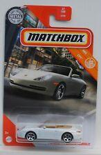 Matchbox MBX Mountain Jeep 4x4 80/100 White Fnqhotwheels Fm268
