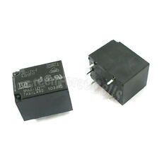 2 x JS1-12V-F 12V Relay 5 pins POWER RELAY SPDT 10A 250V 12VDC AJS1311F Nais