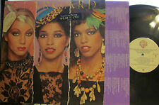 Stargard - The Changing of the Gard  (W.B. 3386) (PS) (girl group) (Keni Burke