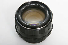 Pentax Super-Takumar 50mm f1.4 Lens, M42 Screw Mount