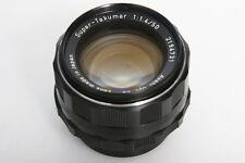 Pentax Super-Takumar 50mm f1.4 Obiettivo, M42 MONTAGGIO A VITE