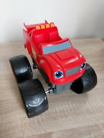Blaze And The Monster Machines Large Talking And Flying Blaze Car/ vehicle