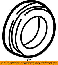FORD OEM Front-Wheel Seal FOZZ1S190A