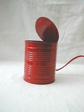 lampe boîte de conserve Vrieland Design vintage des années 70