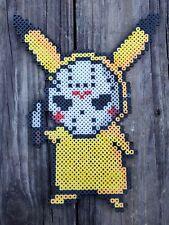 Jason Pikachu Pokémon Pixel Art Perler Bead Art