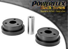Powerflex BLACK Poly Bush For Toyota MR2 SW20 Rear Lower Engine Mount Front 73mm