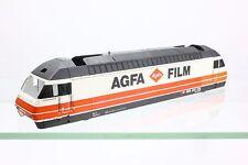 "Märklin 83463 Gehäuse Aufbau von E-Lok RE4/4 46015-1 SBB ""AGFA"" Dübendorf II"