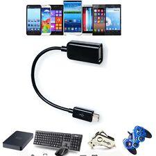 USB Host OTG AdaptorAdapter Cable For Nokia CA-157 X6-00 8GB 16GB 32GB C7 E6 E7