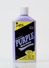 "California Custom, ""The Original Purple Metal Polish"""