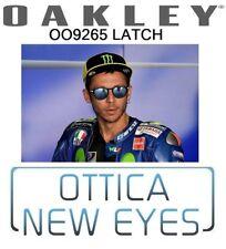 Occhiali da Sole Oakley Sunglasses LATCH OO9265 926521 Valentino Rossi VR46 SB