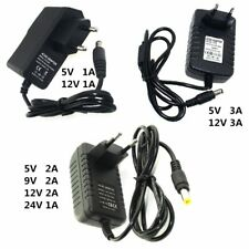 Power Supply Charger Adapter DC 5V 9V 12V 24V1A 2A 3A Adaptor DC 5 9 12 24V Volt