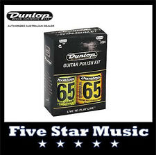 Jim Dunlop - Formula 65 Guitar Polish Kit Dunlop  - NEW