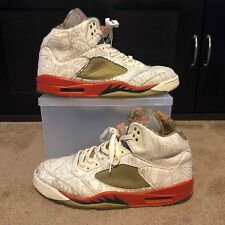 Air Jordan 5 Laser 315739-131 Size 13 USED