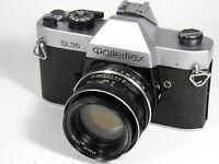 ROLLEIFLEX SL35 OBJEKTIV PLANAR 1:1,8/50 mm TOP ZUSTAND TESTED WITH FILM IS WORK