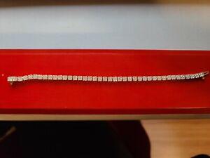 DIAMOND TENNIS BRACELET 5CT TOTAL