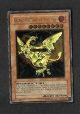 Sacred Phoenix of Nephthys FET-EN005 Ultimate Rare Unlimited Edition Yugioh