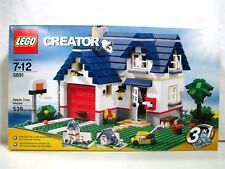LEGO Creator 5891 Apple Tree House 3 in 1 - Factory Sealed