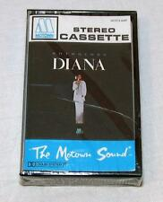Diana Ross Anthology Cassette Tape Motown Sound 21 Hits New Sealed