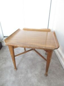 Lawrence Peabody For Craft Associates Small Side Table Mid Century Modern