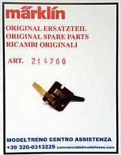 MARKLIN 21476 - 214760 DEVIATORE LINEA AEREA  UMSCHALTER